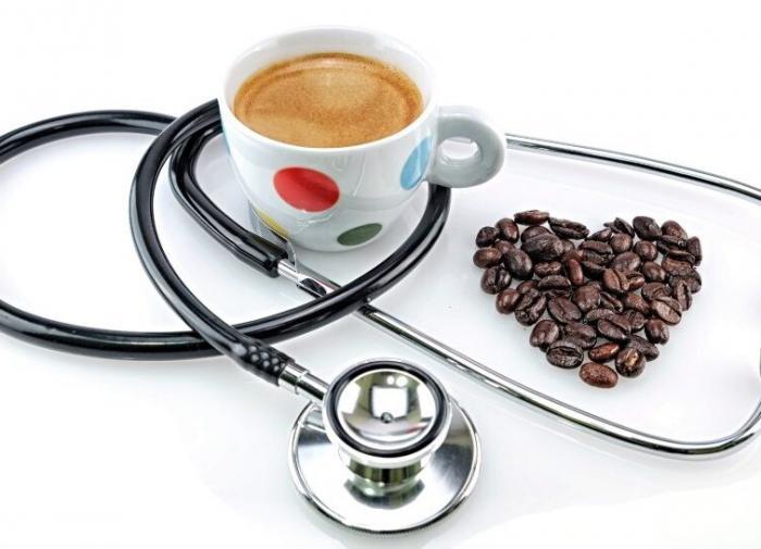 Влияние кофе на работу организма