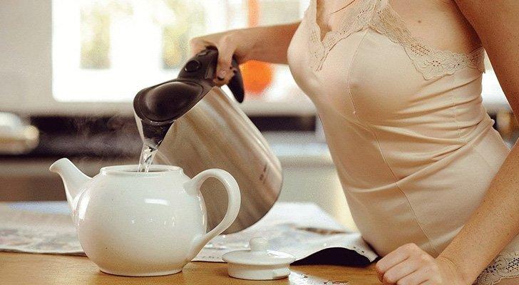 Способ заваривания чая