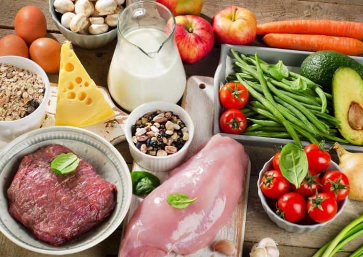 Диета из жиросжигающих продуктов